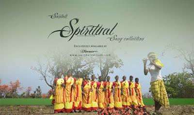 Santali traditional spiritual songs