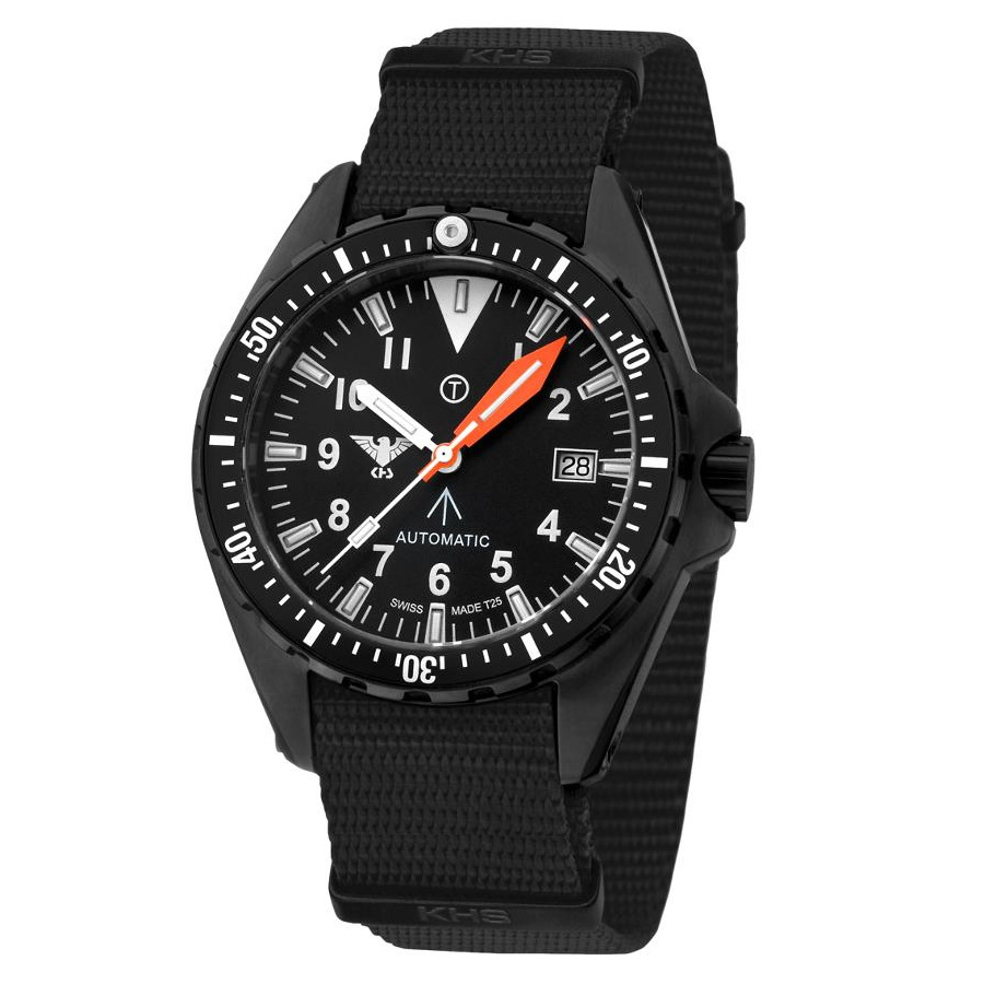 KHS TACTICAL Watches MISSIONTIMER 3 H3 OCEAN