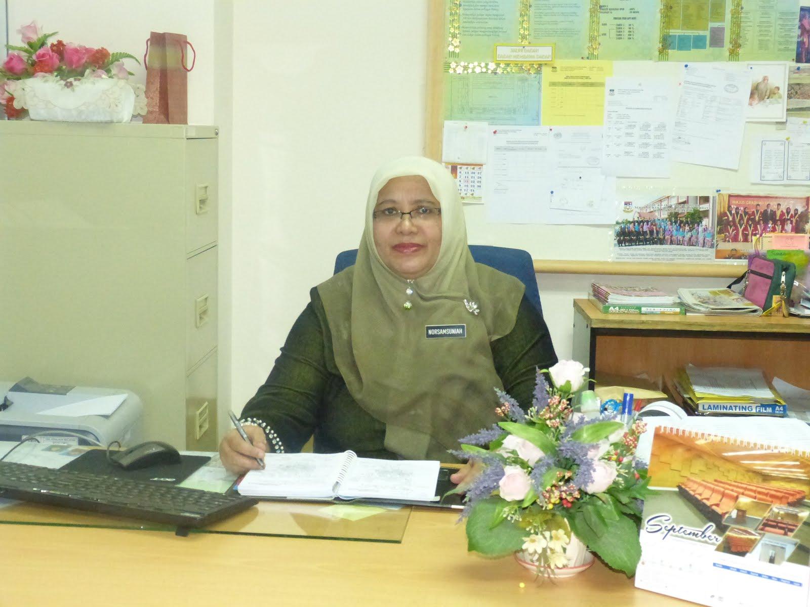 PK Pentadbiran SKIP( Pn Norsamsuniah)