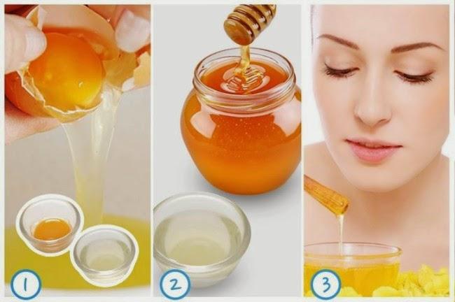 Cách làm mặt nạ trứng gà mật ong dưỡng da