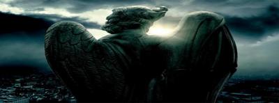 Capa para Facebook - Anjos e demônios