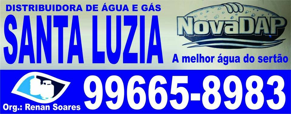 Distribuidora de Água e Gás Santa Luzia