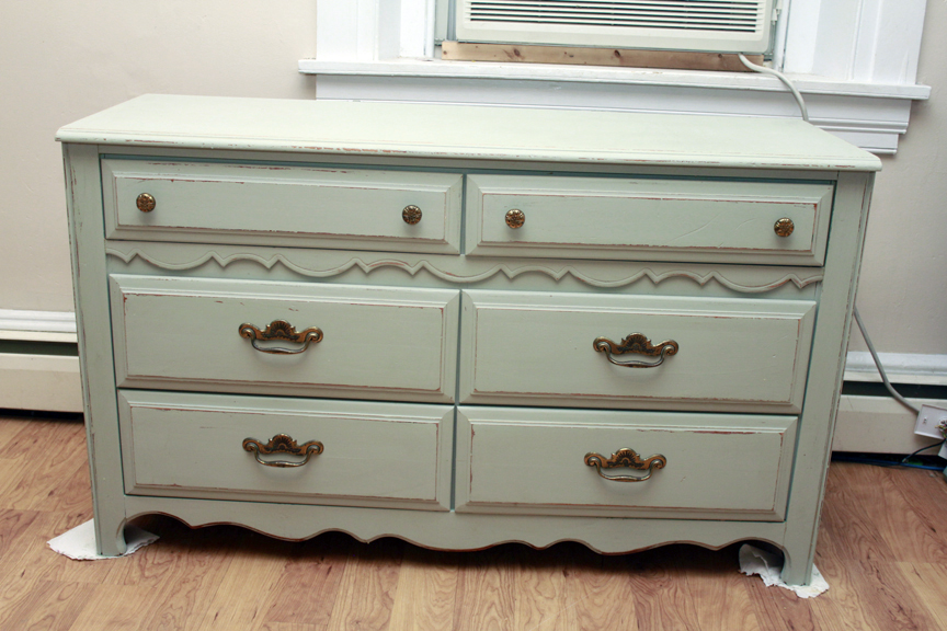 i painted this dresser a few months ago but didnt find time to replace the pulls - Decorative Drawer Pulls