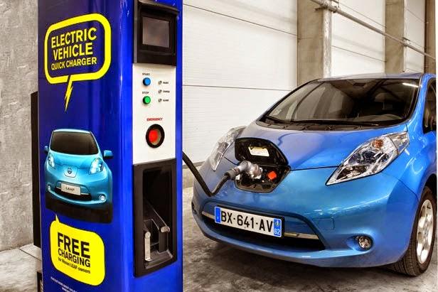 Japó ja te més carregadors per vehicles elèctrics que estacions de servei