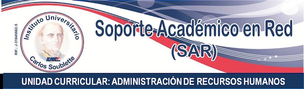 Administración de Recursos Humanos (SR) - IUNICS