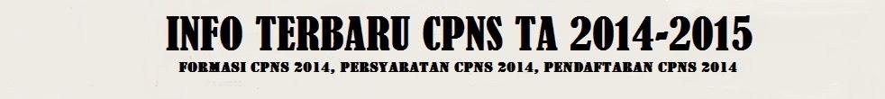 Berita CPNS 2014