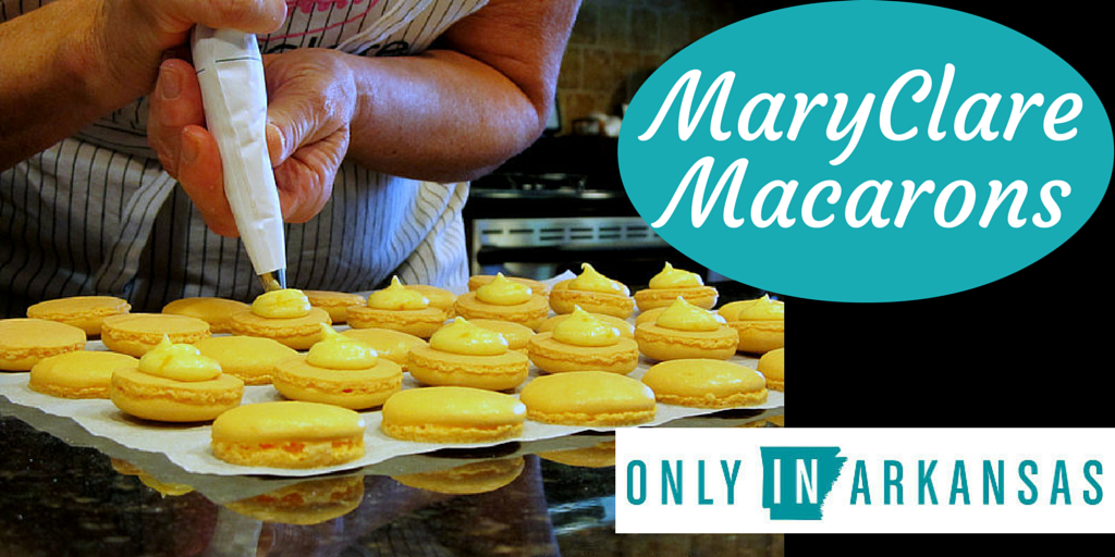 Macarons in Arkansas