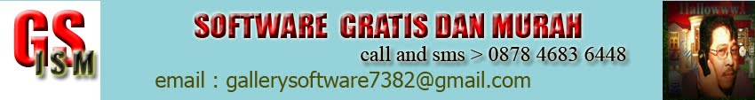 Software Gratis Dan Murah