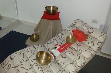 ********** Massagem de Som é tão bom! ********** Até Papai Noel gosta! **********