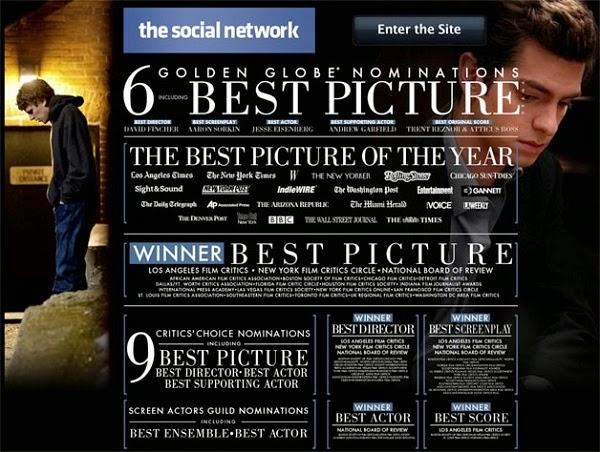 Phim Mạng xã hội vinh danh Facebook