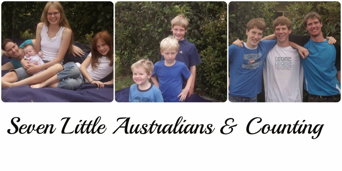 Seven Little Australians and Counting