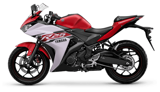 Diablo Red Yamaha R25