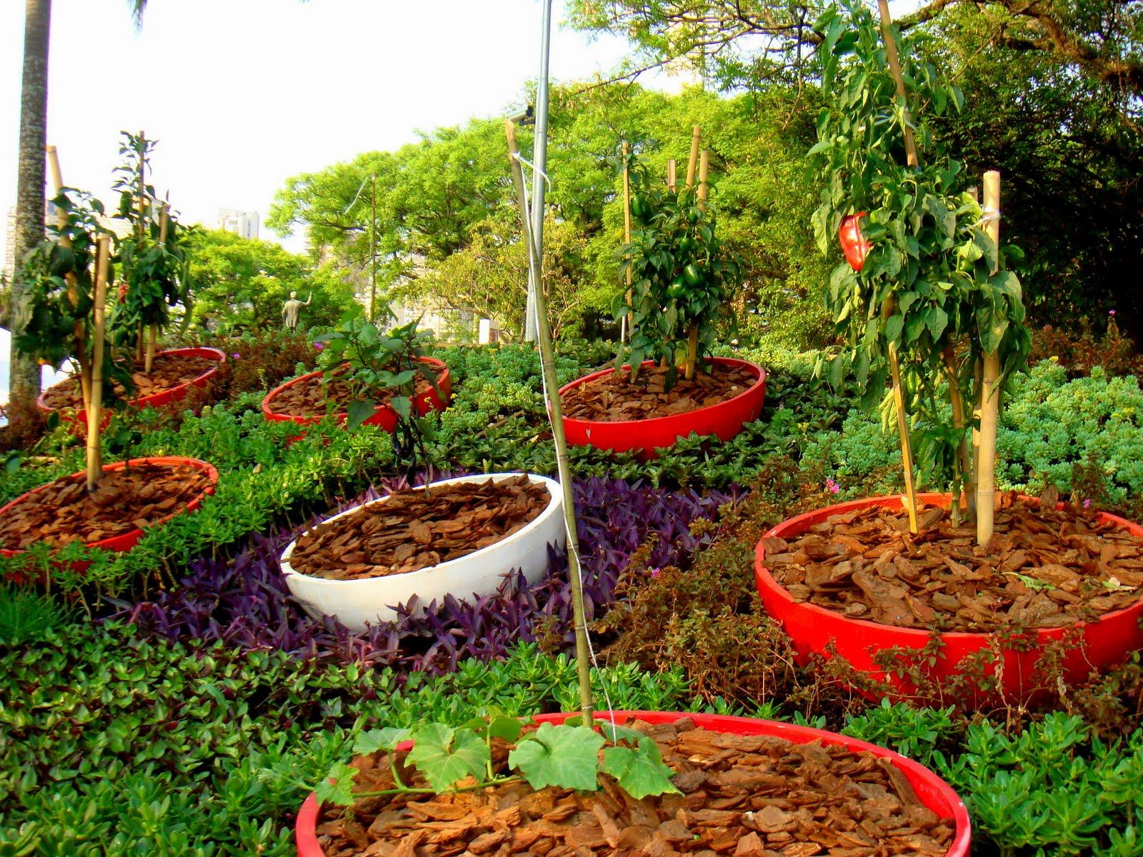 Jardins  Denilson Santos