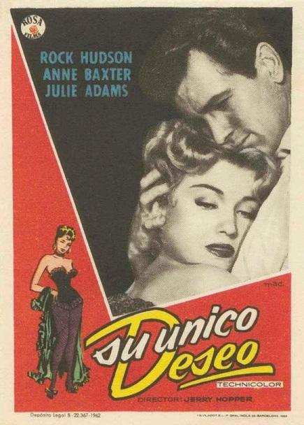 SU ÚNICO DESEO (1955)