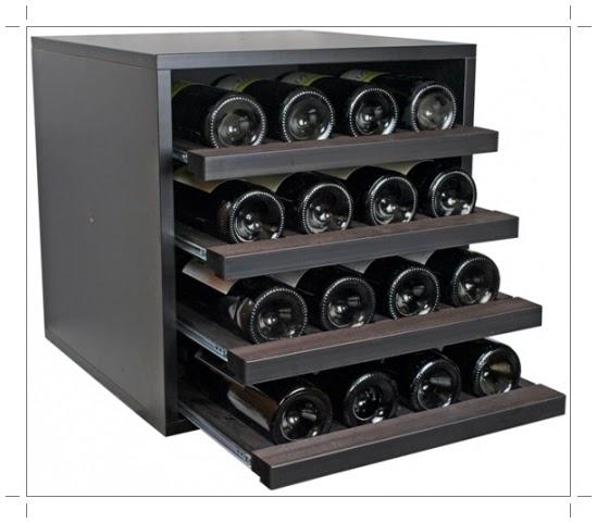 contenedores para vinos