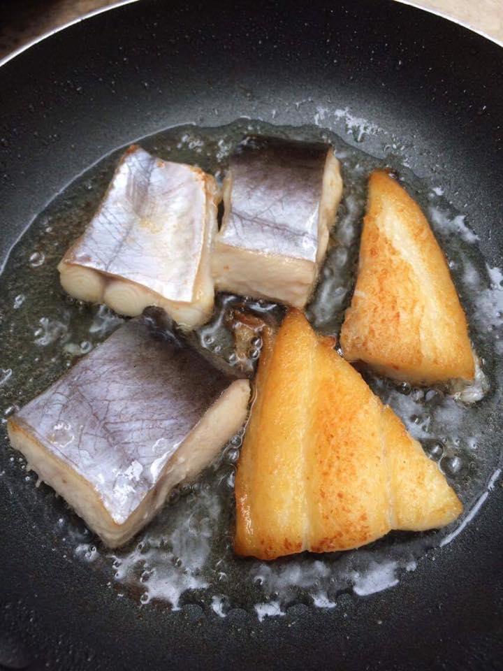 Khô Cá Dứa Chiên Ăn Với Cơm Trắng Là Ngon Nhất