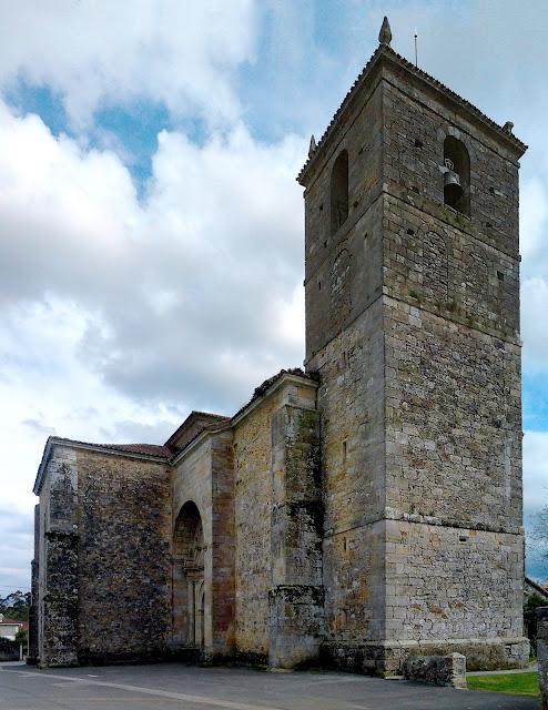 Iglesia de San Vicente en Entrambasaguas