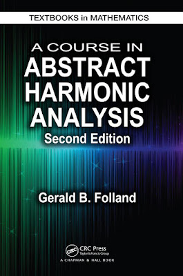 A Course in Abstract Harmonic Analysis - Free Ebook Download