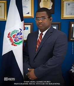 MAG. IVAN ARIEL GOMEZ RUBIO