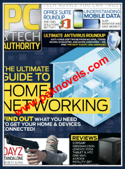 PC and Tech Authority Magazine, March 2014