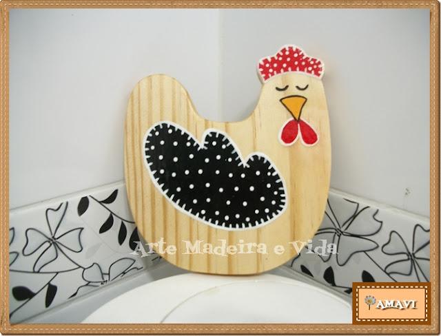 pendurador de galinha para cozinha