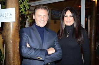 Taisa Nasser e Giancarlo Bolla