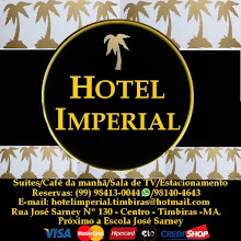 HOTEL IMPERIAL EM TIMBIRAS