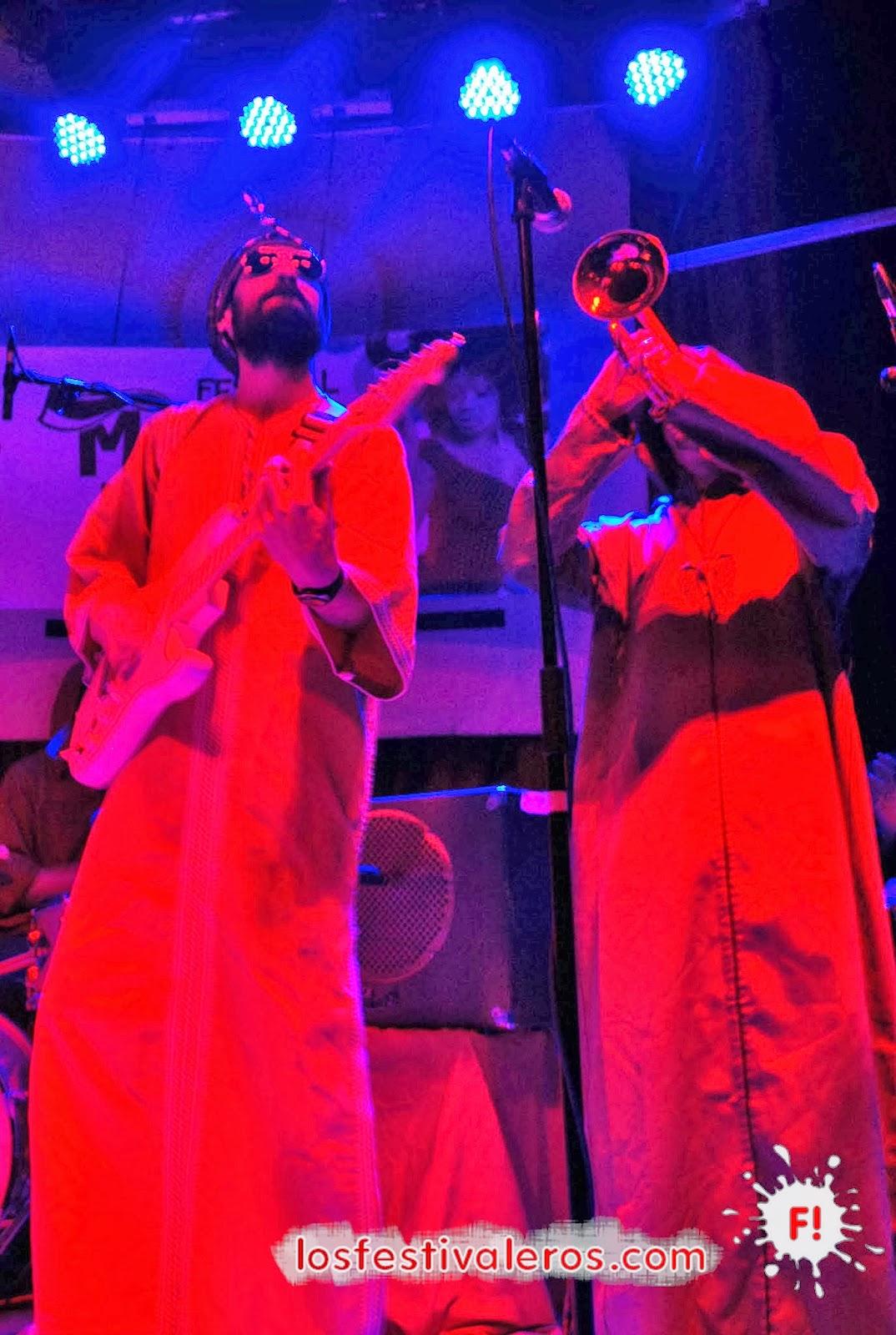 Pyramid Blue, Festival, Madrid es Negro, Sala El Sol, Concierto, Directo,