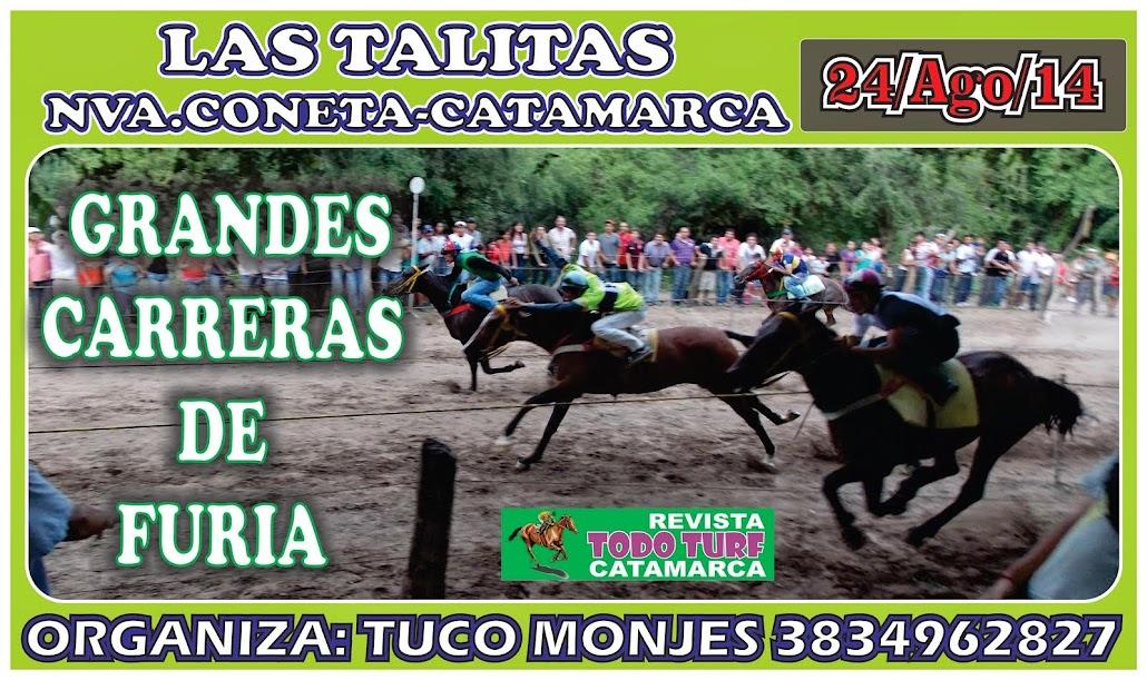 LAS TALITAS 24/08/2014
