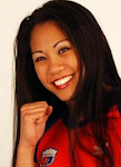 Boxing Champ Ana Julaton