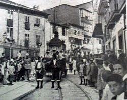 Fiestas al Sagrado Corazón de Jesús Niño - 1915