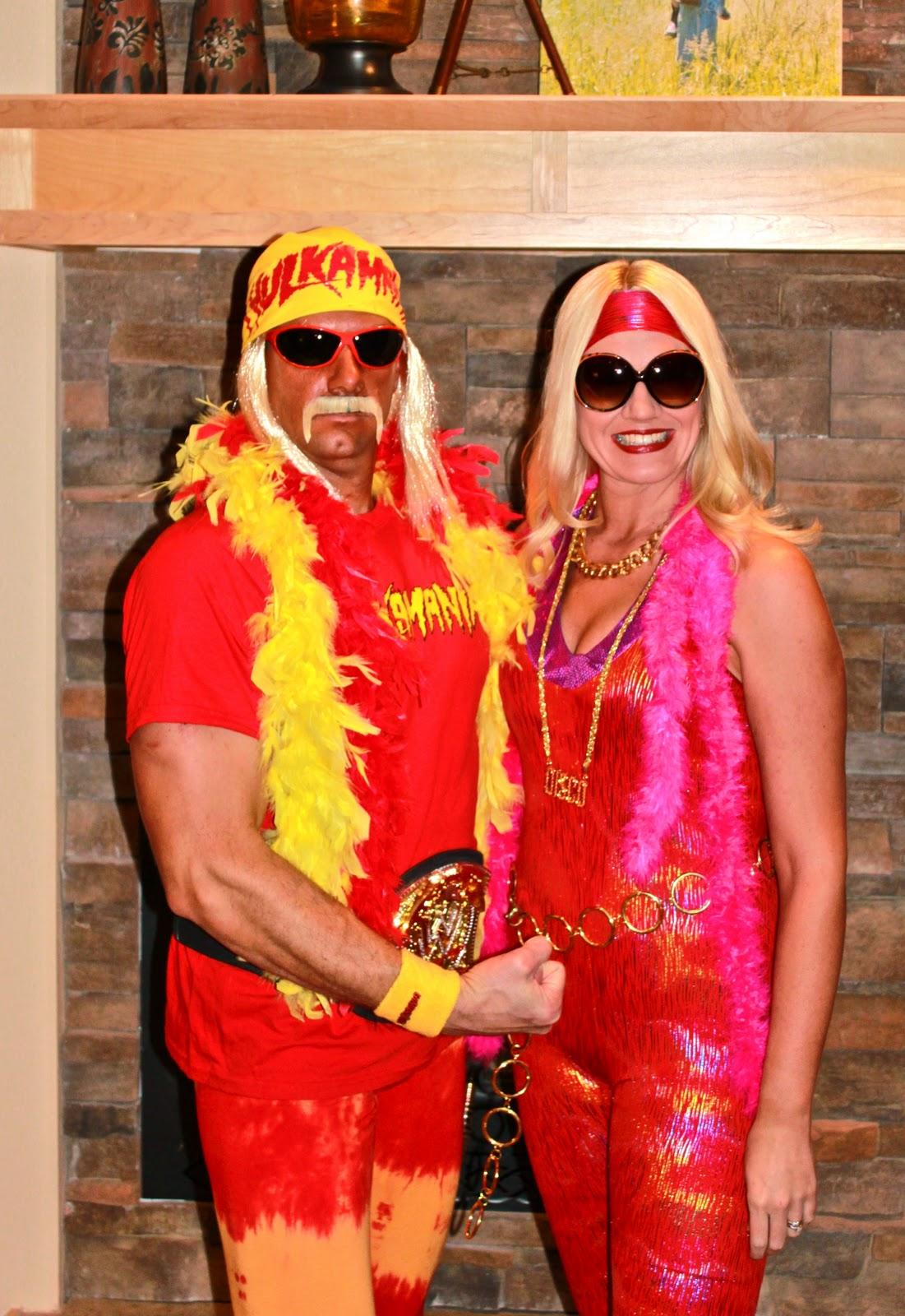 Hulkamania Hulk Hogan Costume - The Pinke Post