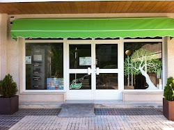 Butikken får freshere fasade