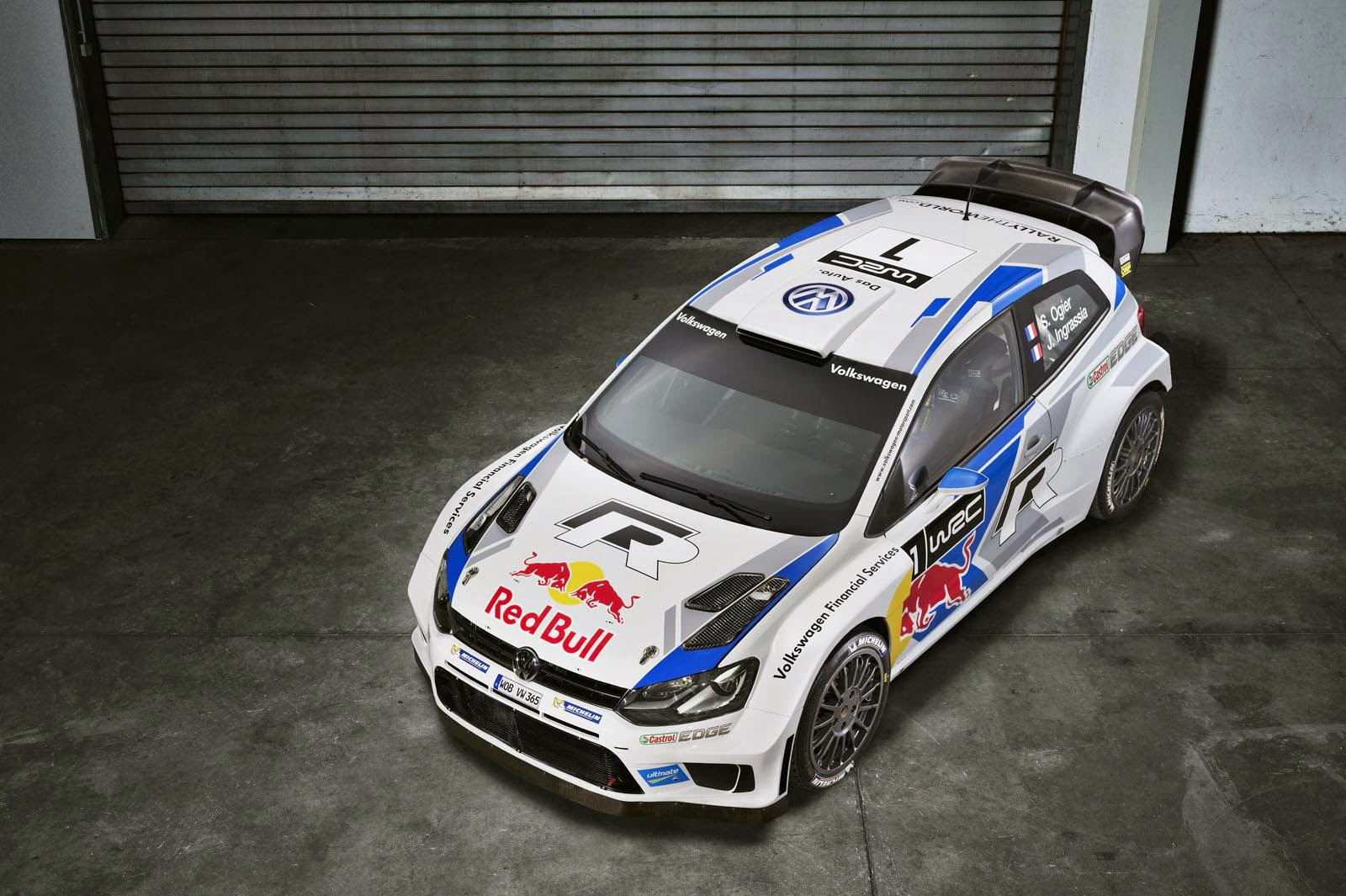 2014 volkswagen polo wrc revealed. Black Bedroom Furniture Sets. Home Design Ideas