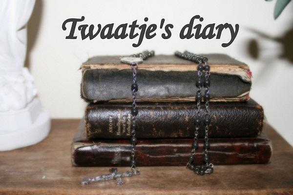 Twaatje's diary