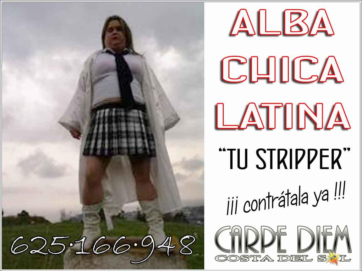 Zoyderpalo com alba chica latina el palo m laga for Contactos chicas malaga