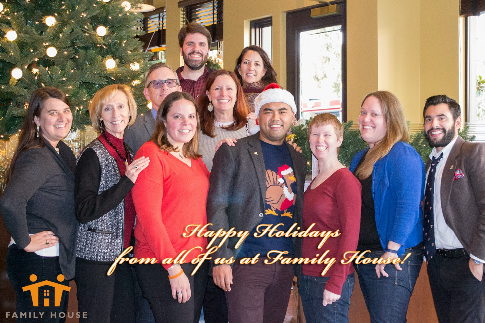 family house living love happy holidays from family house