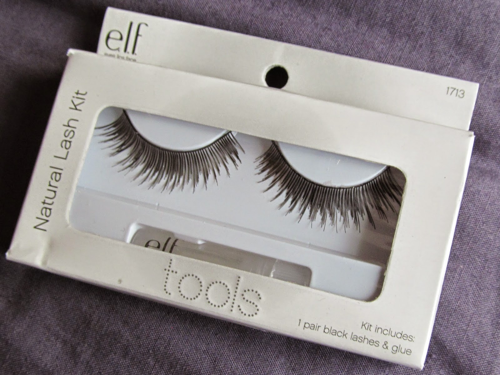 elf natural lashes