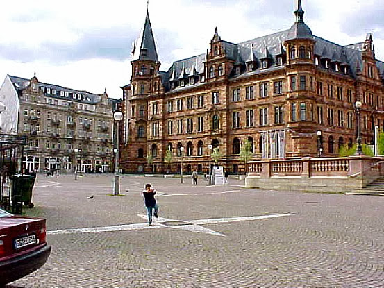 Wiesbaden Germany  city images : Wiesbaden, Germany