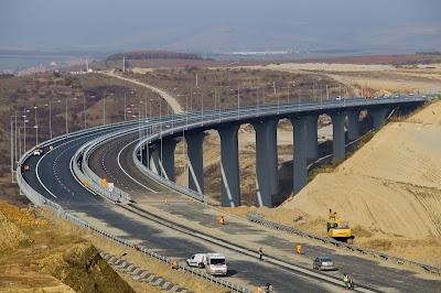 autostrada Sibiu-Orastie, Románia, infrastruktúra, CNADNR, Nagyszeben-Szászváros autópálya, Impregilo Salini