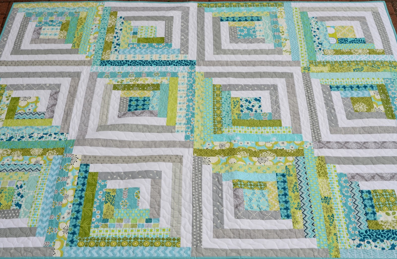 palm island green ebay blue itm tropical house maui s beach quilt coastal set king