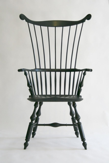 caleb james chairmaker planemaker comb back windsor arm chair plans