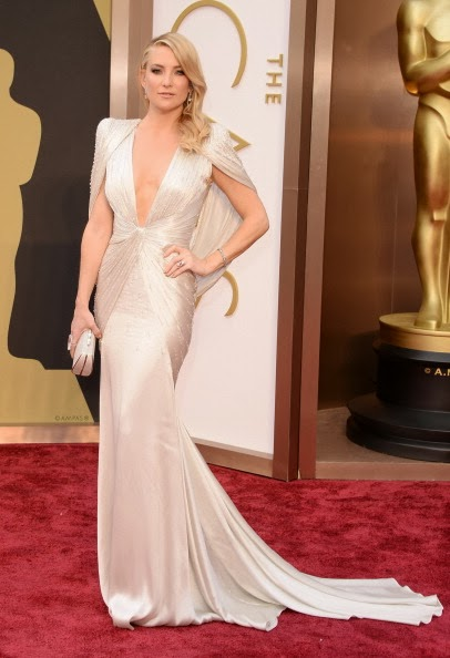 Kate Hudson Academy Awards 2014 Red Carpet Oscars Celebrity Melanie.Ps blogger Toronto The Purple Scarf