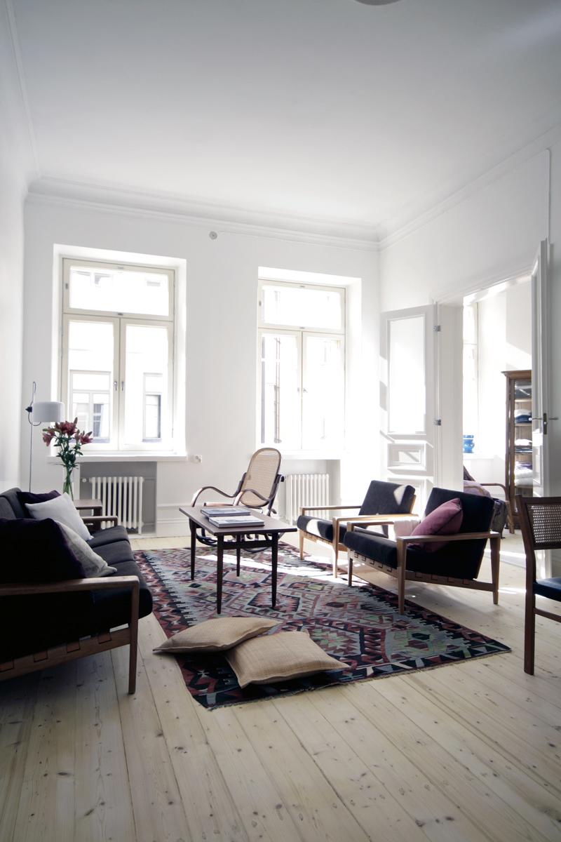 Aquarius Living Room Colours