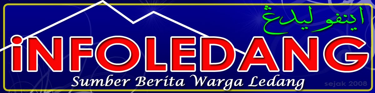 ::iNFO:LEDANG:: ~Sumber Berita Warga Ledang~