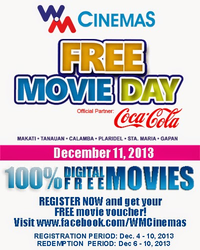 WM Cinemas Launches 6 Branches with Free Movie Day at Walter Mart