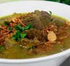 resep masakan indonesia soto sulung spesial (istimewa) praktis mudah sedap, nikmat, enak, gurih lezat