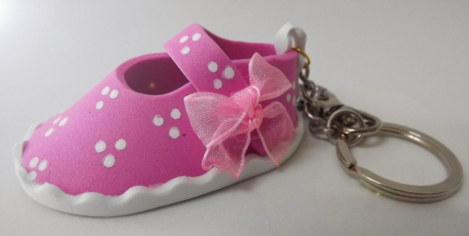 Bienvenidos al blog de Africa: Llavero zapato de goma eva