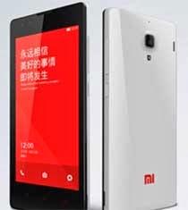 spesifikasi Xiaomi Red Rice