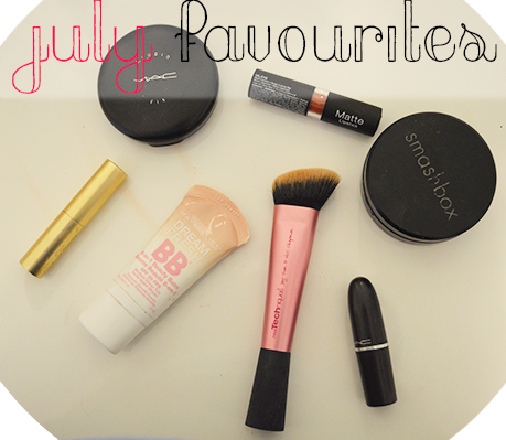 July Favourites - Amanda Speroni